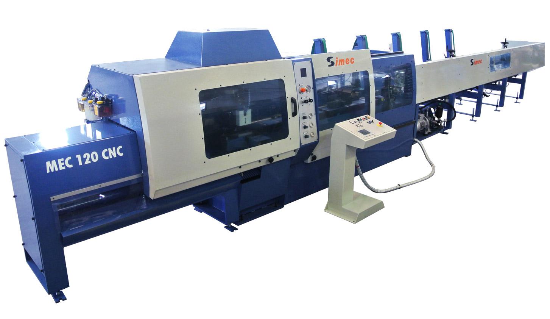 Machine de découpe automatique MEC 120 CNC